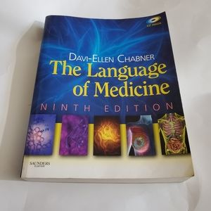 The Language of Medicine 9th Edition by Chabner